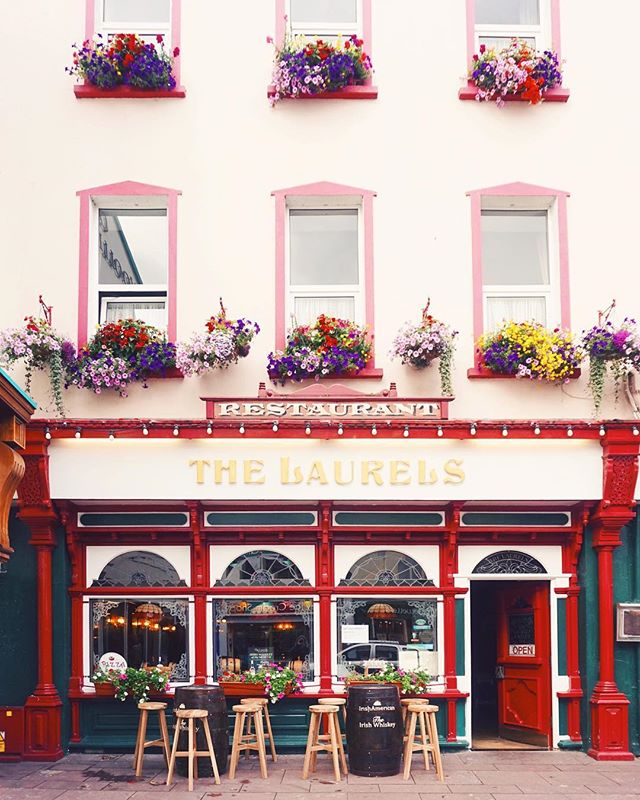 Is there any town in Ireland that ISN'T adorable?!
