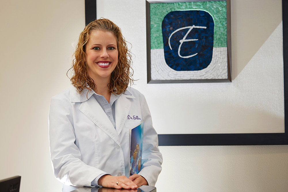 Dr. Holly Ellis of Ellis Dental in St. Louis, Missouri