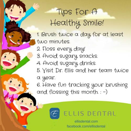 Ellis Dental Tips To Help Kids With Brushing