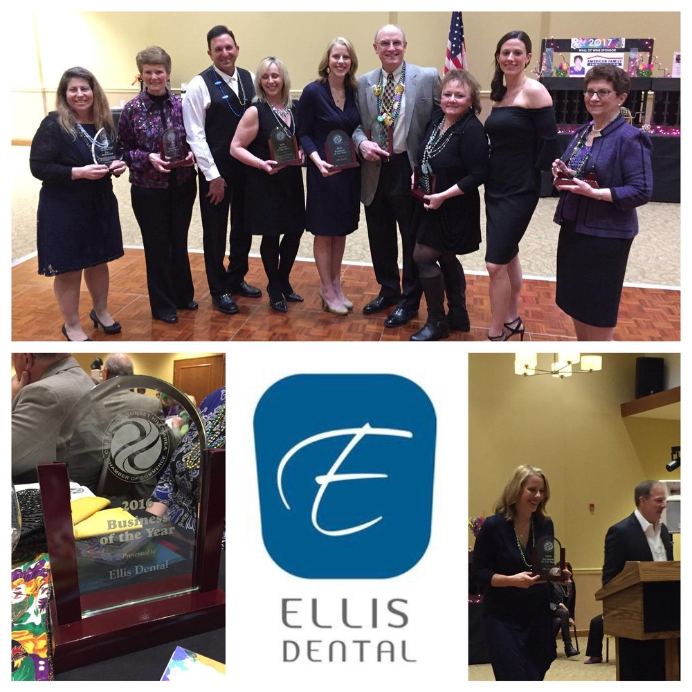 Ellis Dental 2016 Business of the Year in Crestwood / Sunset Hills