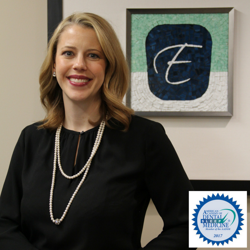 Dr. Holly Ellis, Member of the American Academy of Dental Sleep Medicine