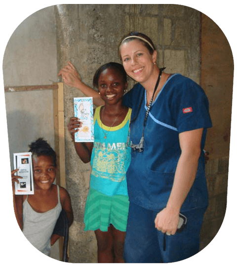 Dr. Holly Ellis of Ellis Dental Volunteering in Jamaica