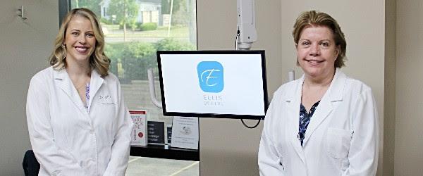 Dr. Holly Ellis and Dr. Linda Branham, Ellis Dental