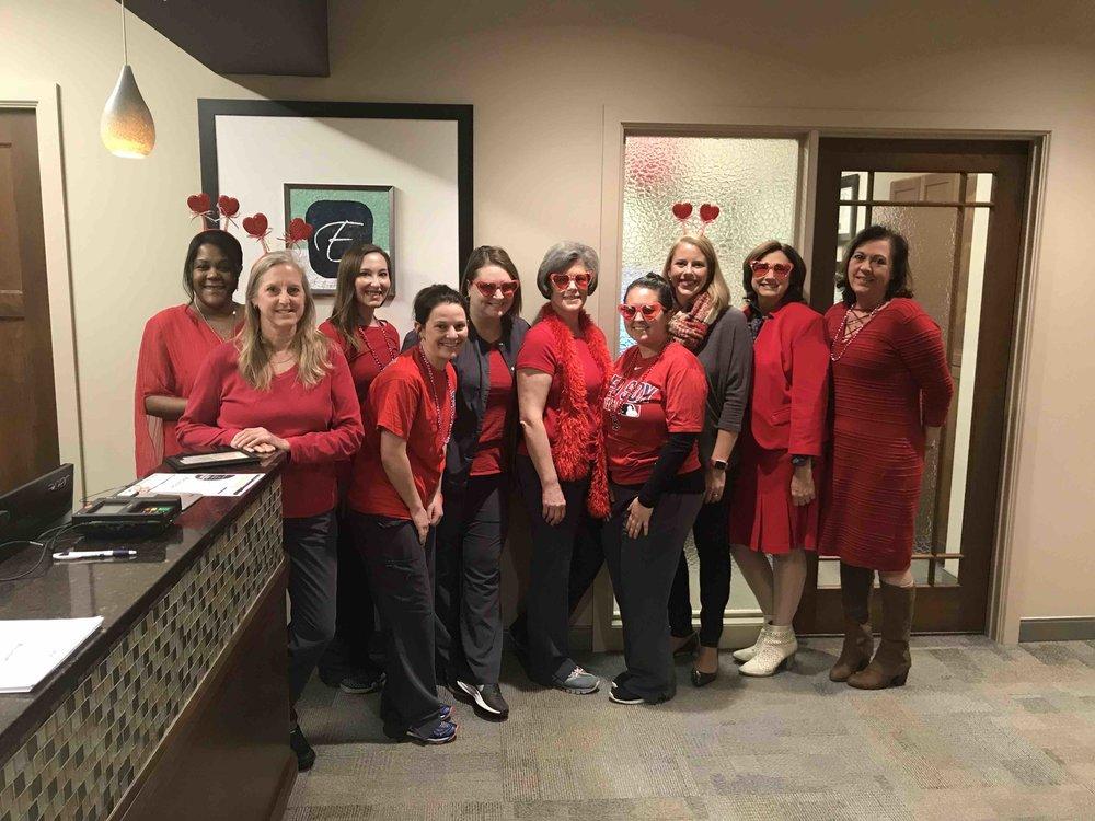 2019 Heart Health Month - Ellis Dental