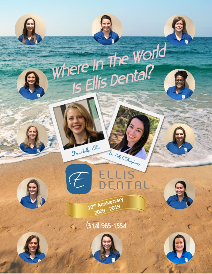 Our 10th Anniversary Summer Sweepstakes! — Ellis Dental | St  Louis
