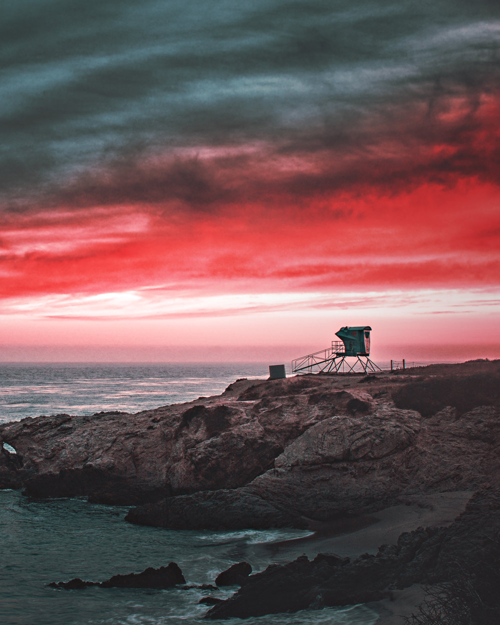 Sunset in Leo Carillo-Print11x141.jpg