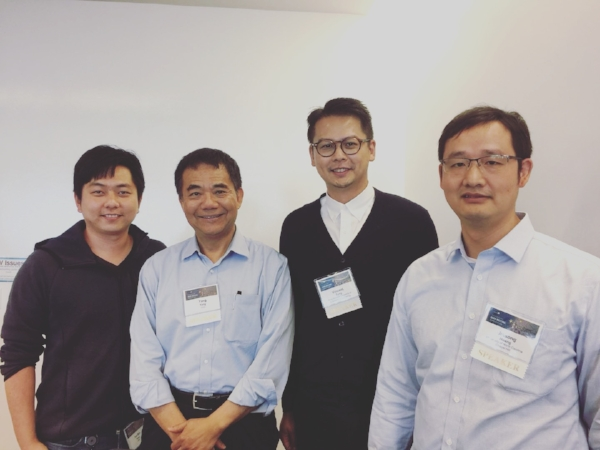Tze-Bin, Prof. Yang, Vincent, and Jinsong