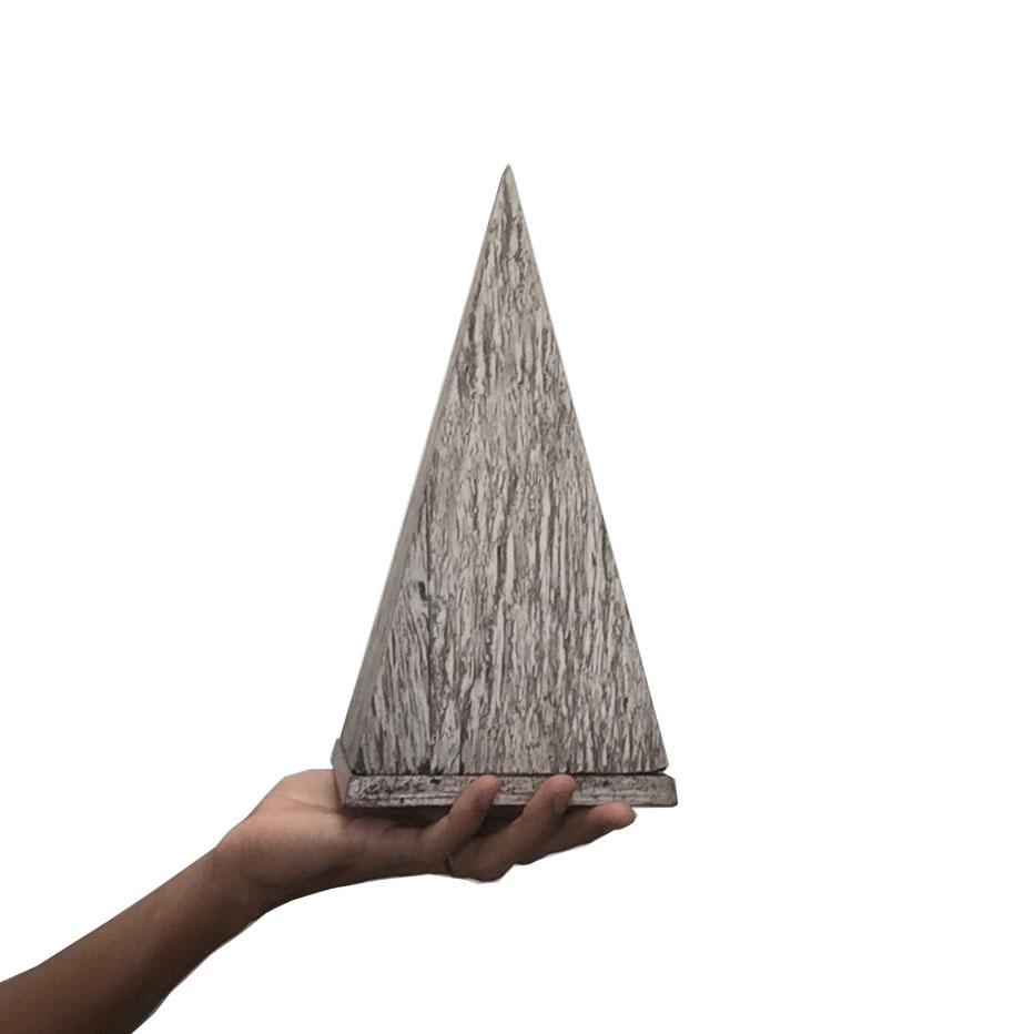 Pyramid Sculptures -