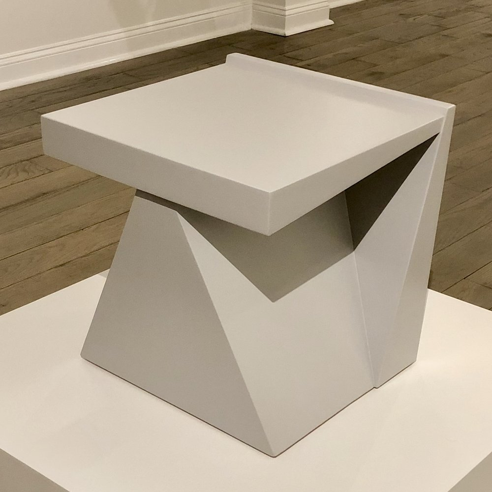 Trap Side Table #2, 2018