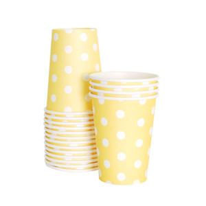 Oh So Fancy - Hello Yellow Cups