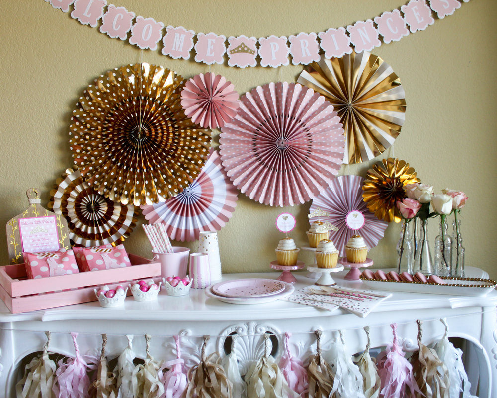 Welcome Princess Party In A Pinch - OhSoFancyParty