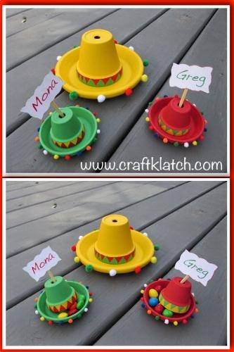 craftklatchwithmona.blogspot.com sombreros