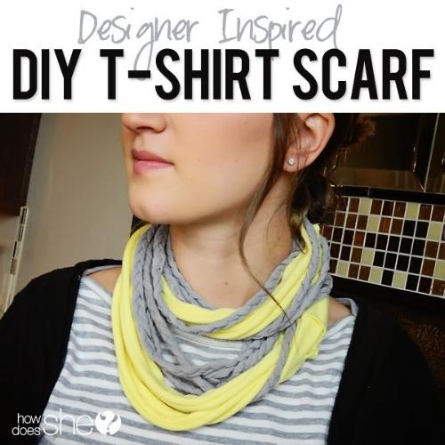 http://howdoesshe.com/designer-inspired-t-shirt-scarves/