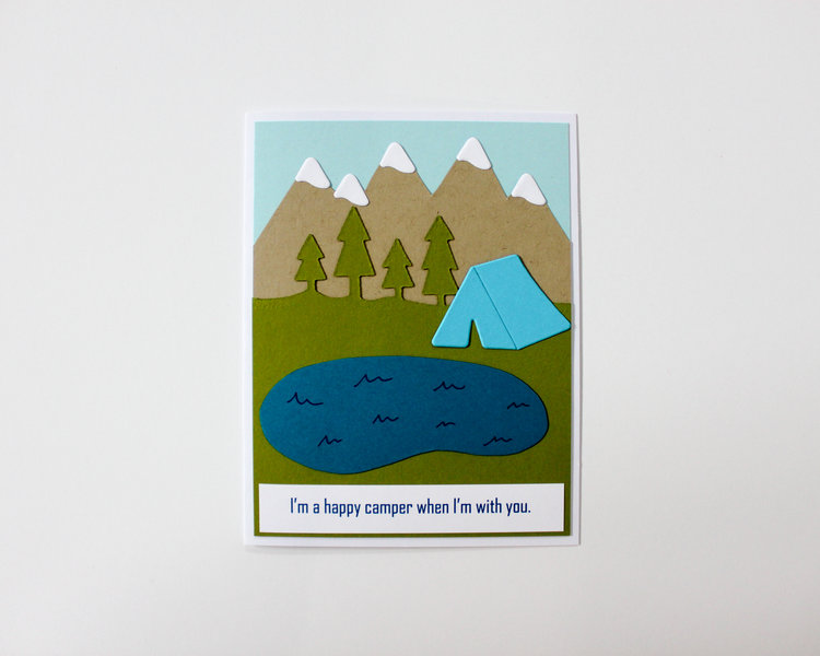 www.ohsofancyparty.com happy-camper-fathers-day-card
