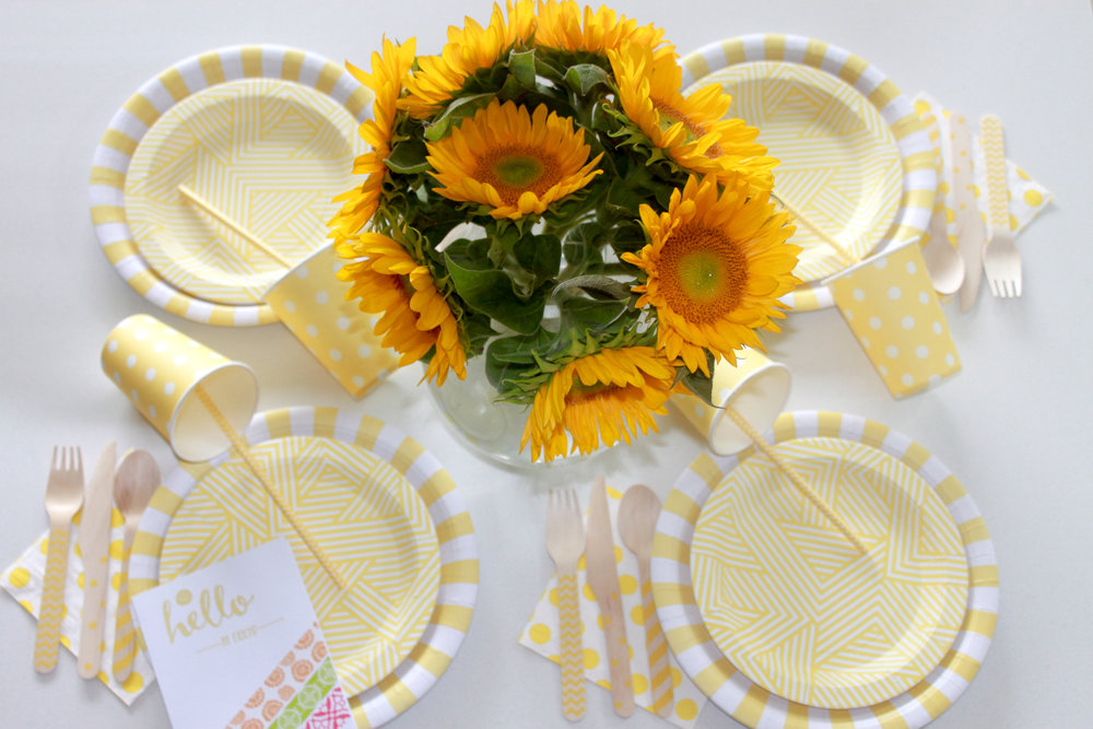 OSF Yellow Tableware.jpg