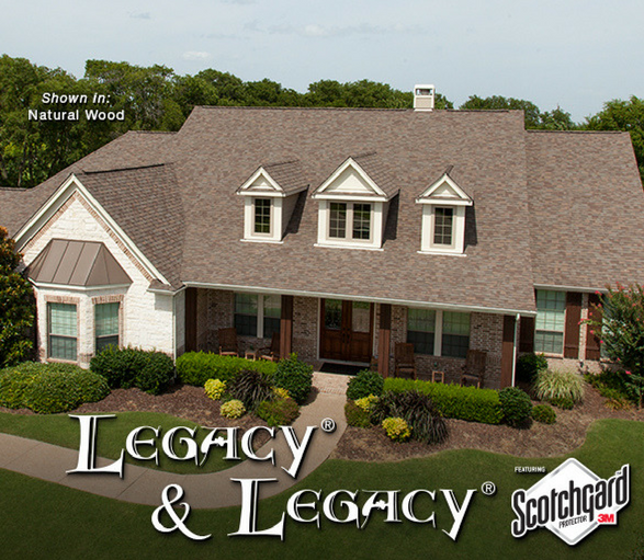 Malarkey Legacy Shingles :: Shingle Roofing Anchorage, Alaska