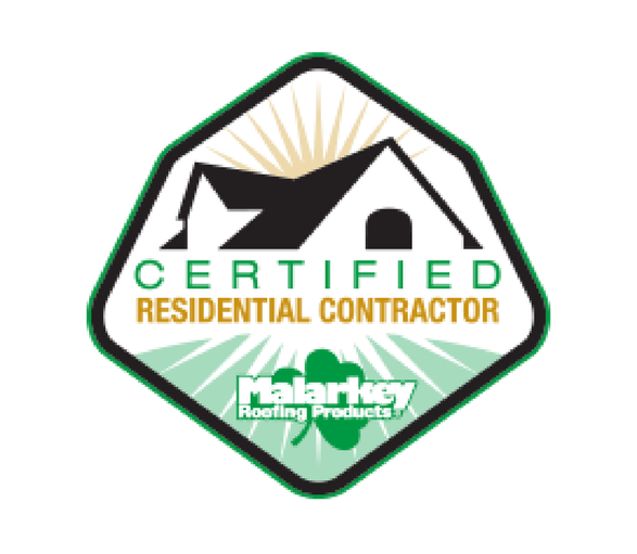 Malarkey Certified Residential Contractor :: Premier Roofing - Anchorage, Alaska