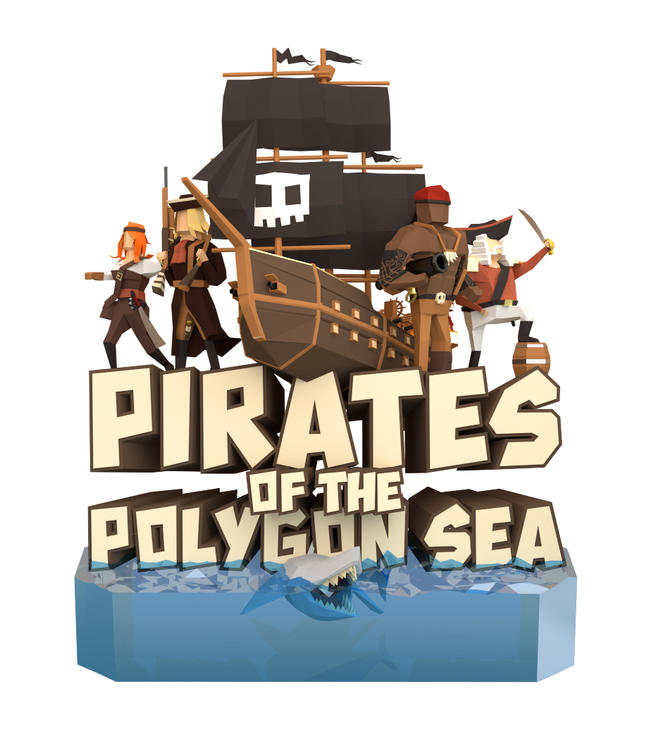 Fight the Kraken, hunt famous pirates, and conquer towns in Pirates of the Polygon Sea.