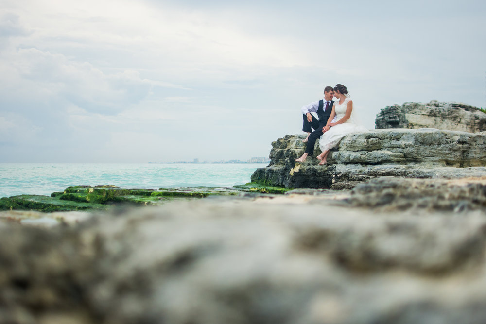 Cancun Playa del Carmen Tulum Wedding Photographer
