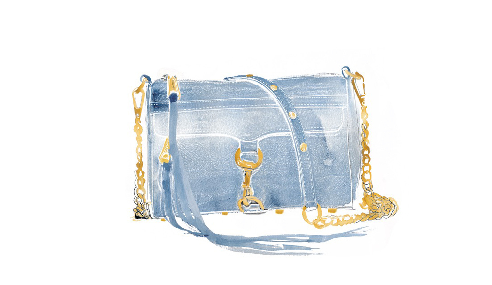 Illustration for Rebecca Minkoff