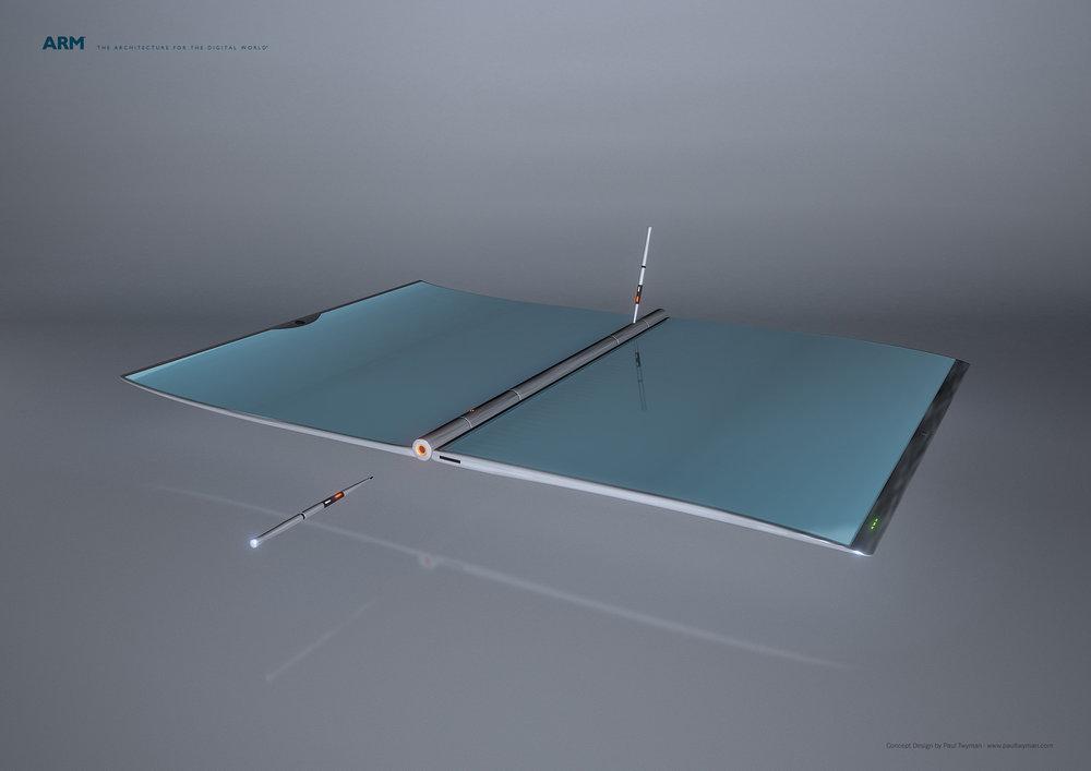 Arm Concepts - Concept Design & Visualisation