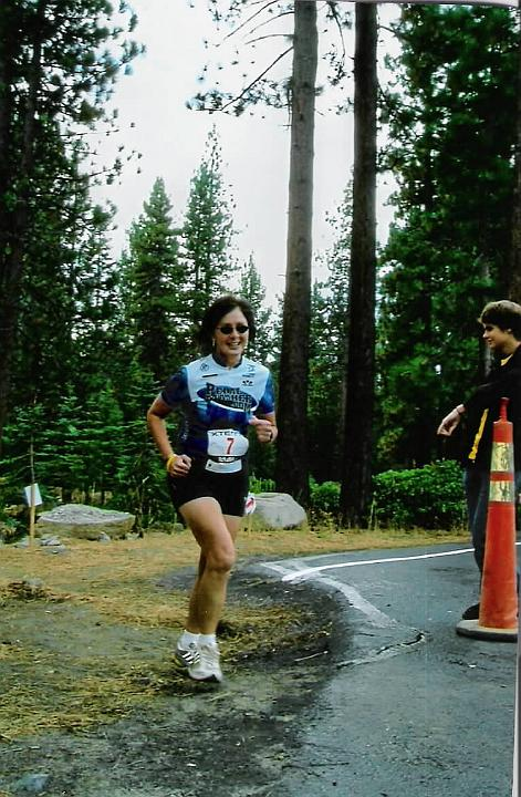 Sandi at Xterra Nationals Scramble (2005)