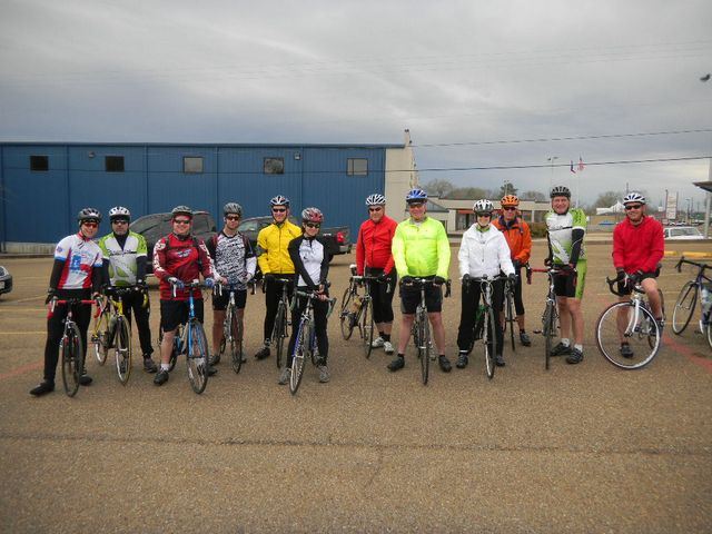 Riders: March 3, 2012