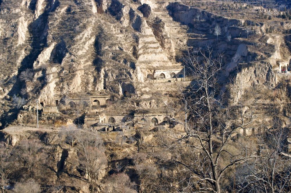 Yangjiagou Cave Dweling village