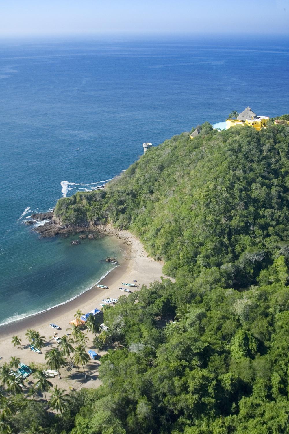 Costa Careyes.Castle.SoldeOriente.Aerial.jpg
