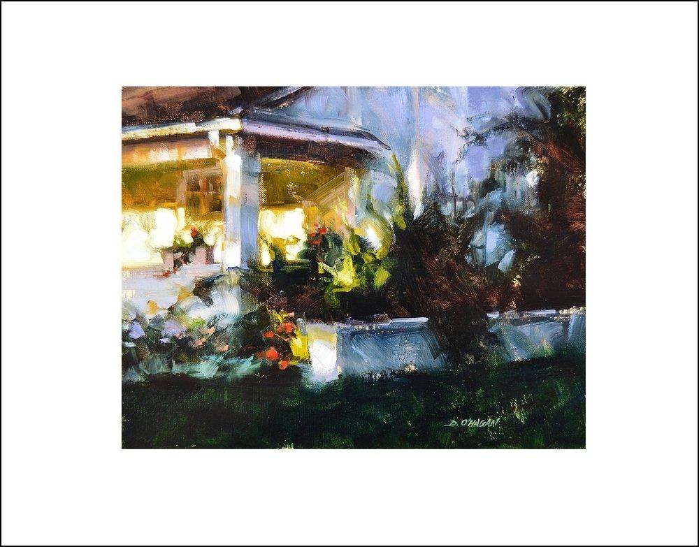"""""""Sunlit Porch"""""""