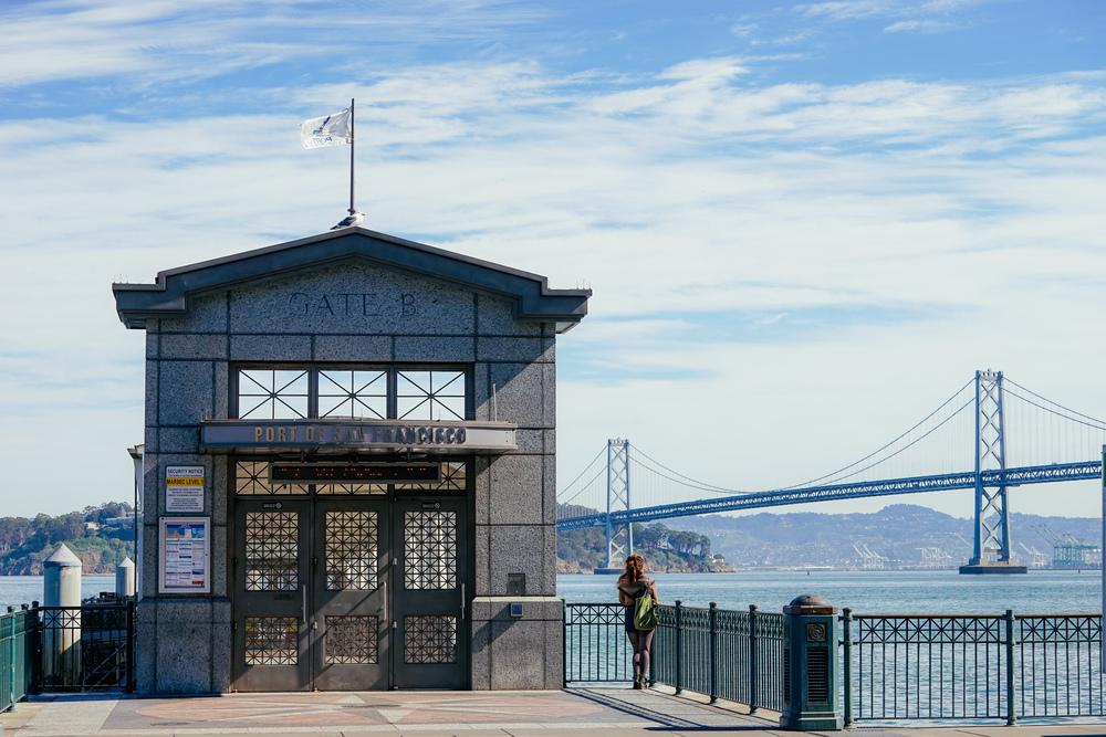 Gate B Ferry Terminal