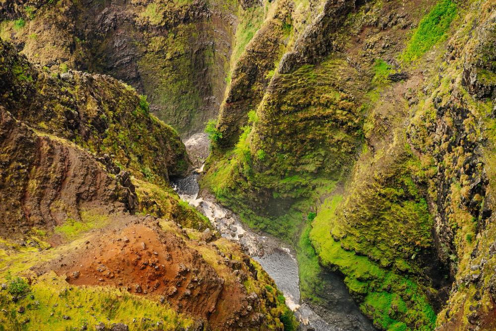 Waialae Gorge