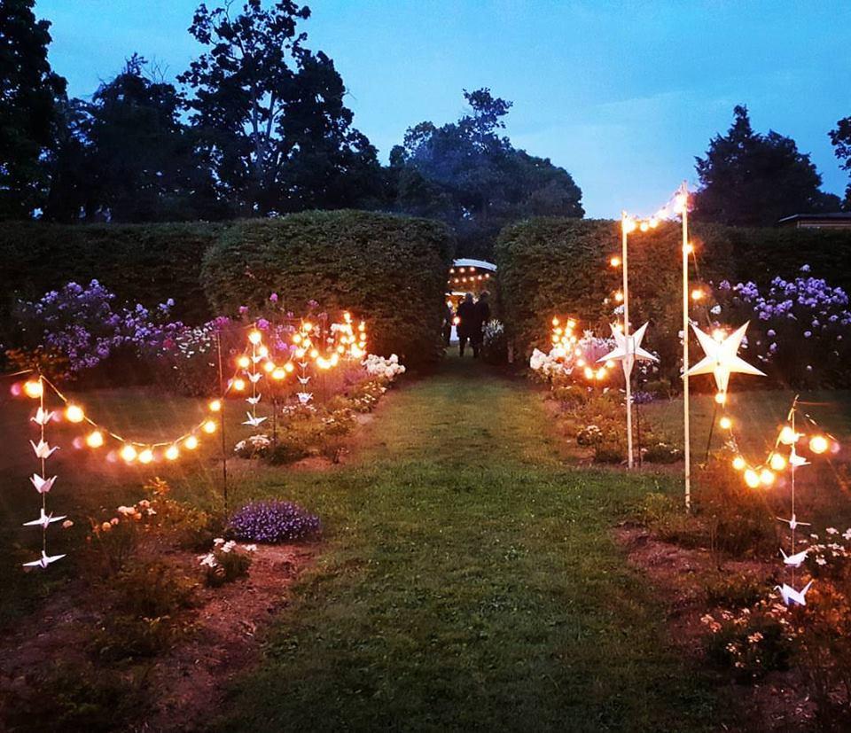 Vintage Garden Gala — Historic Park-McCullough