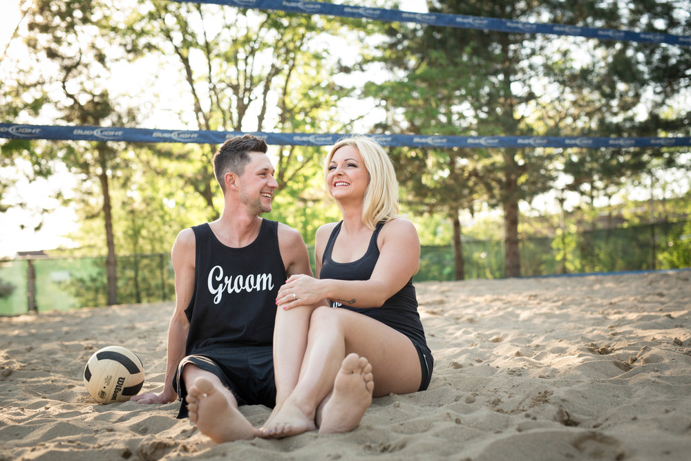 The Faits Peoria Bloomington Normal Central Illinois Unique Wedding Photographers Photographer Engagement Photography Uptown Normal Engagement Volleyball engagement-13.jpg