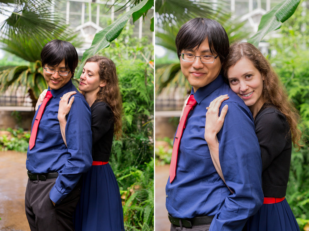 luthy botanical gardens greenhouse engagement biracial couple peoria centrail illinois wedding photographer photographers bloomington normal illinois valley lasalle peru ottawa-26.jpg