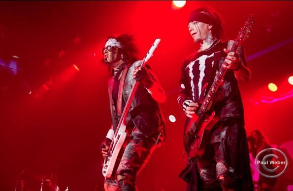 """There's nothing like a funeral to make you feel alive"" #sixxam #djashba #nikkisixx"