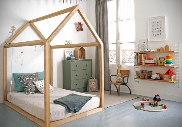 cutest kids bed - Kid Bed Frames