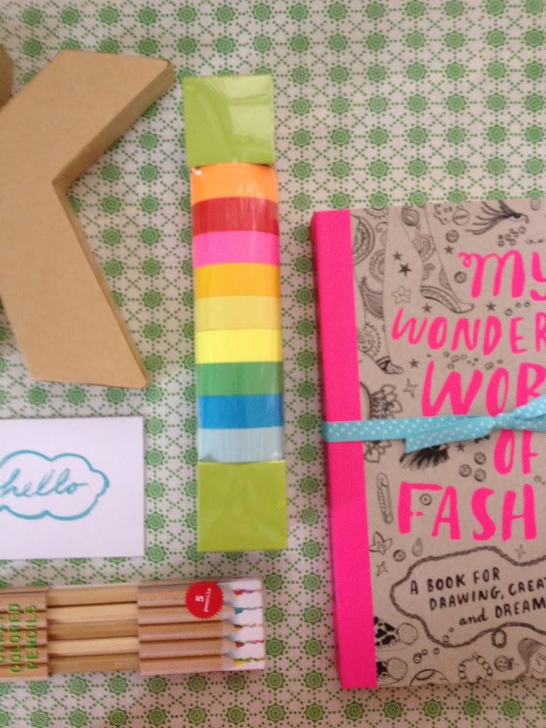 Girls Birthday Gift Idea Pencil Paper Co