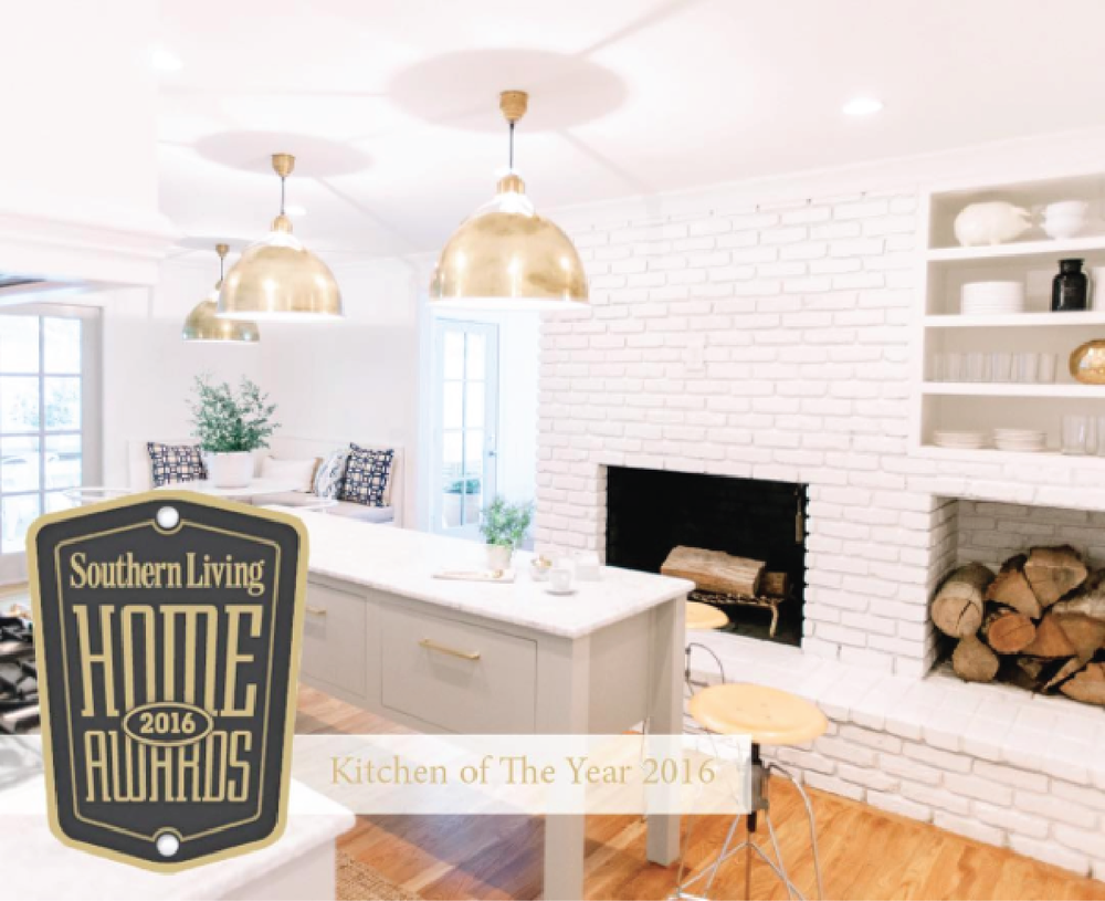 southern living\'s kitchen of the year — Pencil & Paper Co.