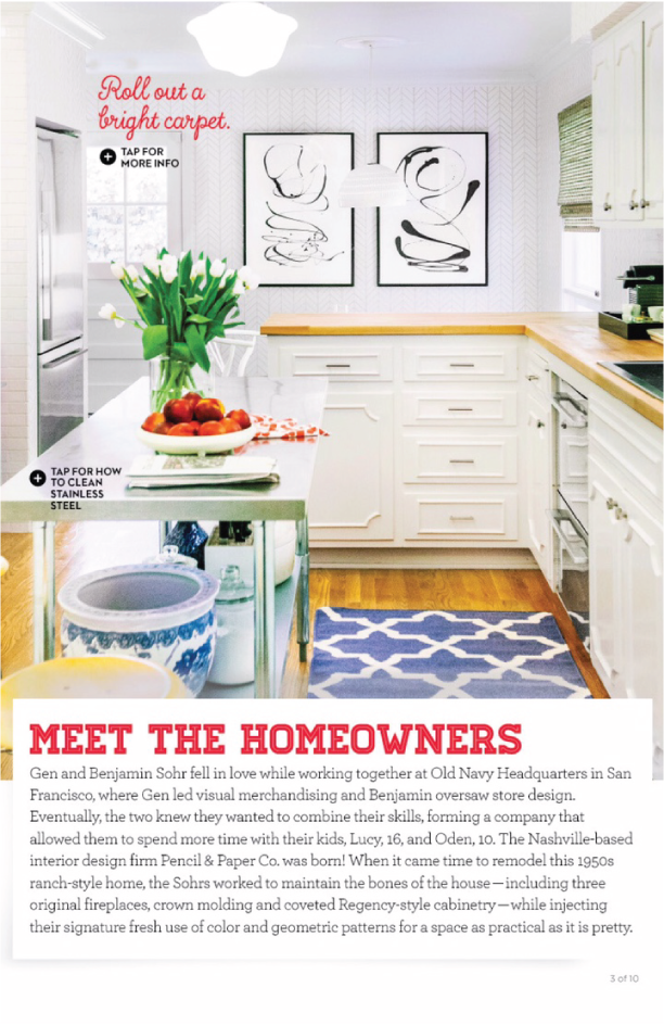 photography by   leslee mitchell   |   good housekeeping   may 2016