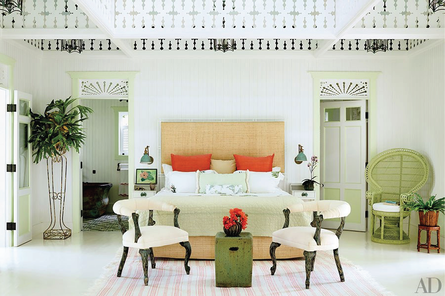 design:  kemble interiors  |  images via  architectural digest ,   march 2016 | photo:   douglas friedman