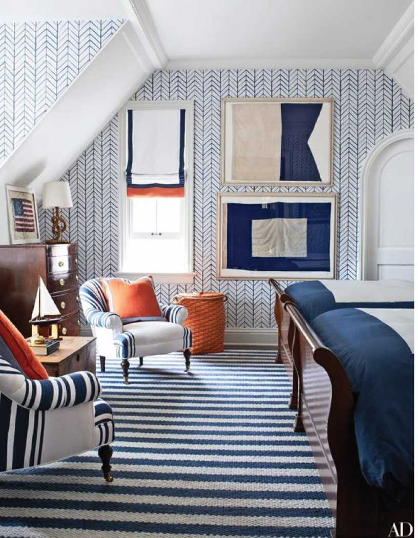 design:   suzanne kasler  :   image via:   architectural digest