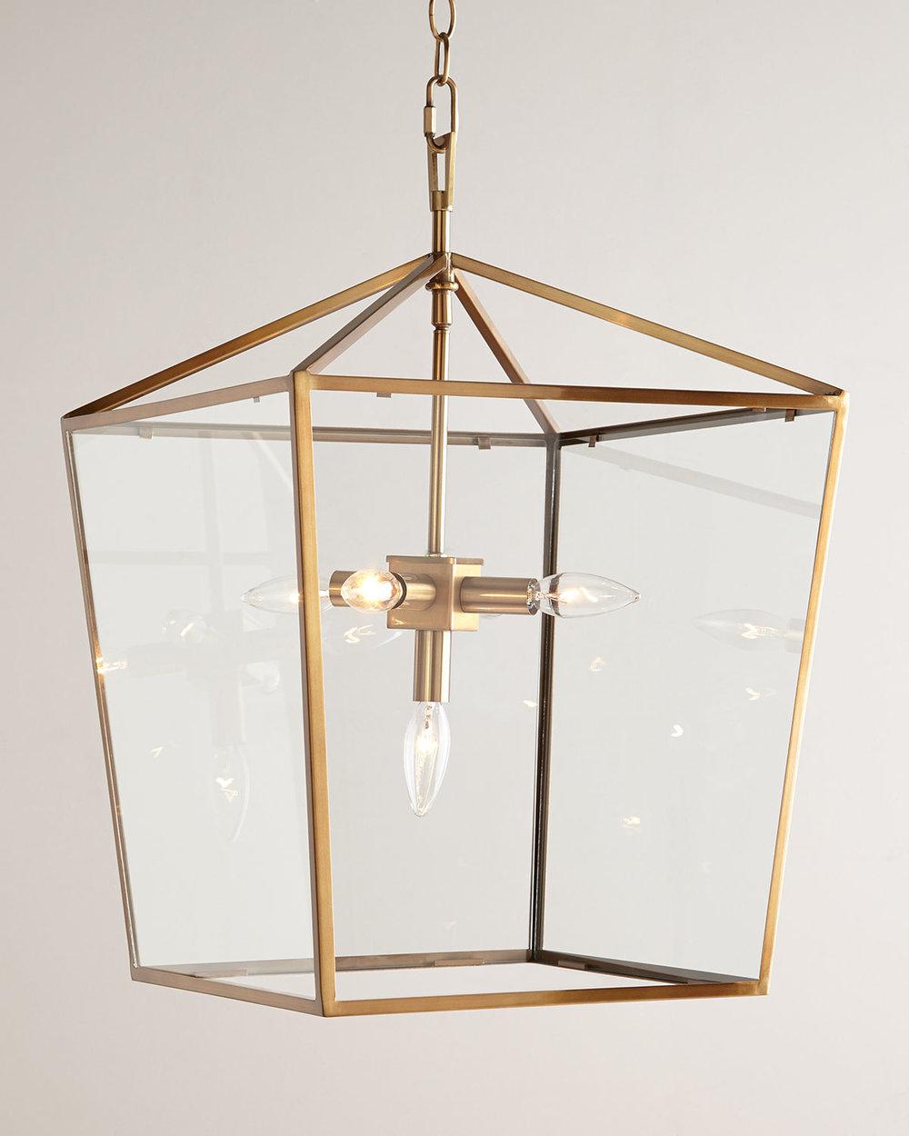 regina andrew design camden 5-light lantern horchow—20% off sitewide
