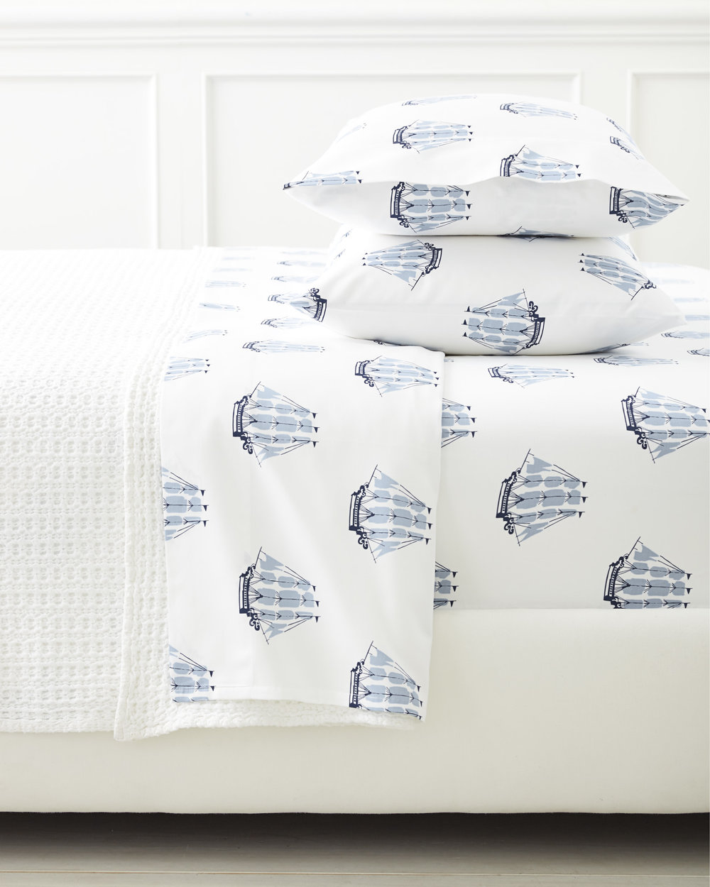 maritime sheet set  (not on sale but so many questions about  this  photo!)