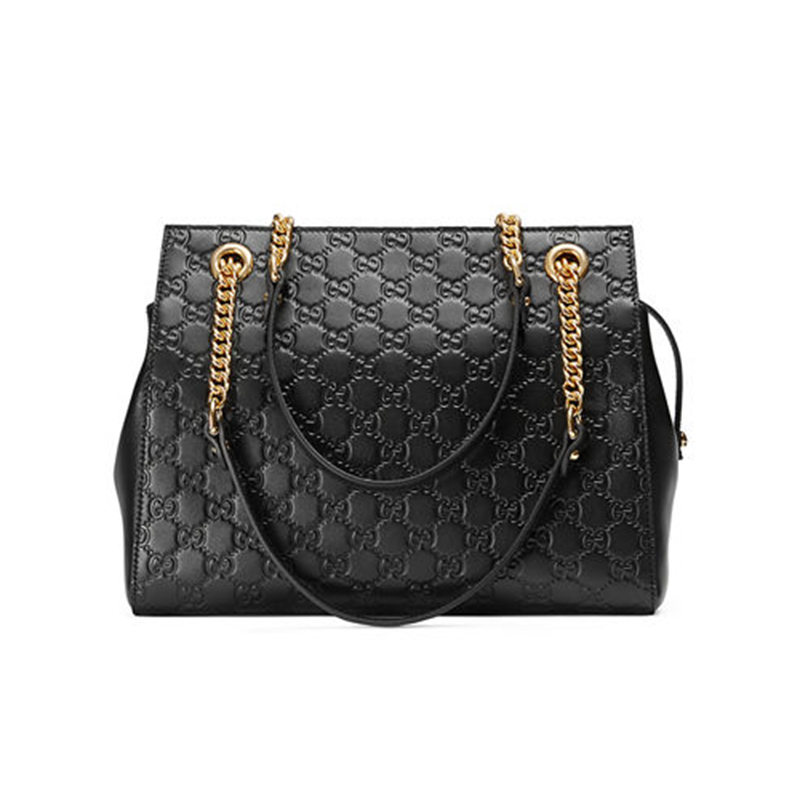 Gucci Chain Handle Tote