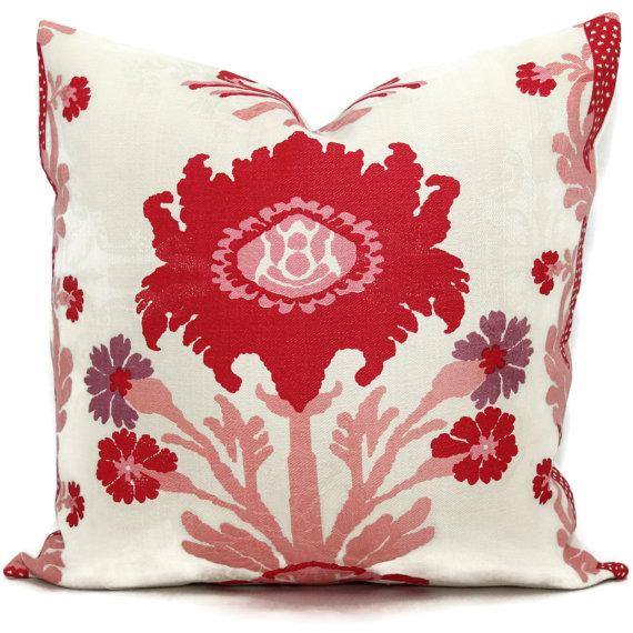 Quadrille Henroit Pillow