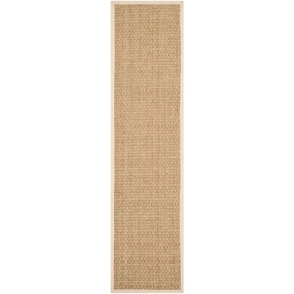 Beige Seagrass Runner // Pencil and Paper Co. Favorite Finds