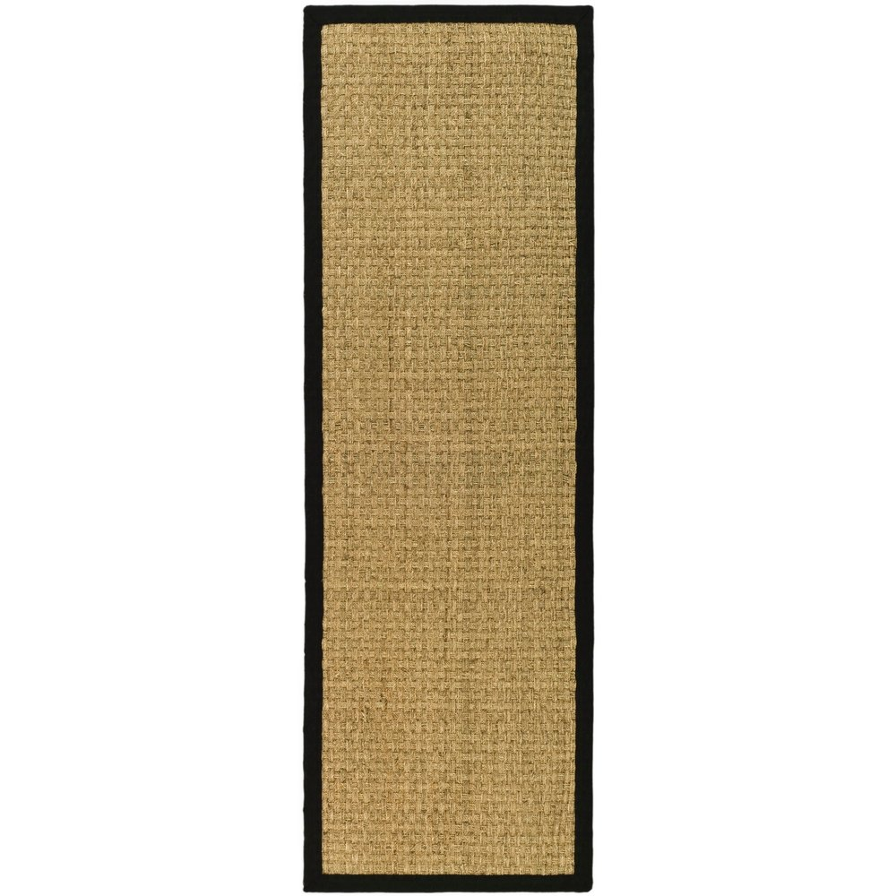 Black Seagrass Runner // Pencil and Paper Co. Favorite Finds