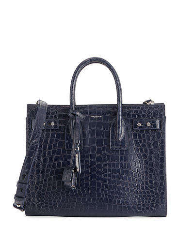 Saint Laurent Crocodile Bag