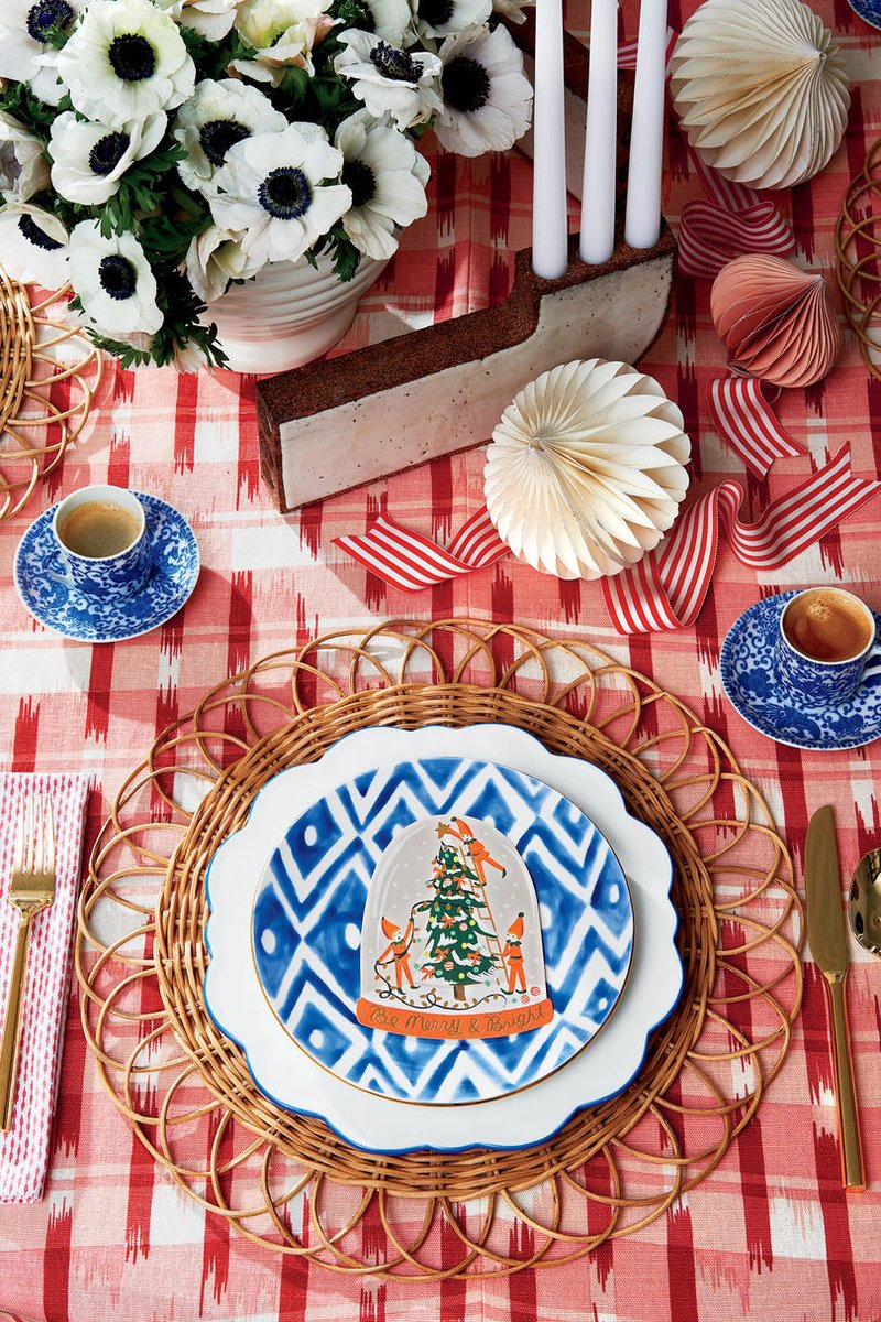 Holiday Decor with Southern Living / Pencil & Paper Co.